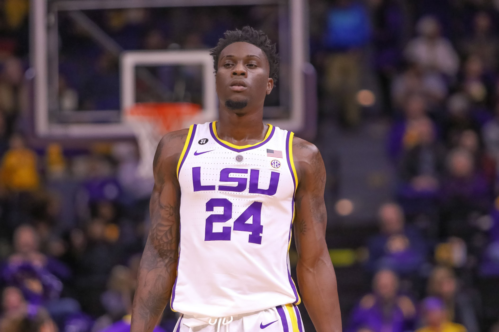 Pregame Thread: No. 19 LSU vs. No. 5 Kentucky