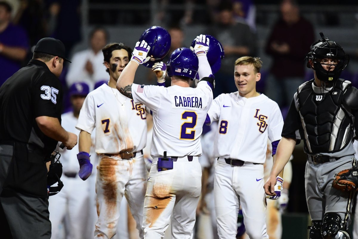 LSU defeats Bryant 13-6 to take series opener