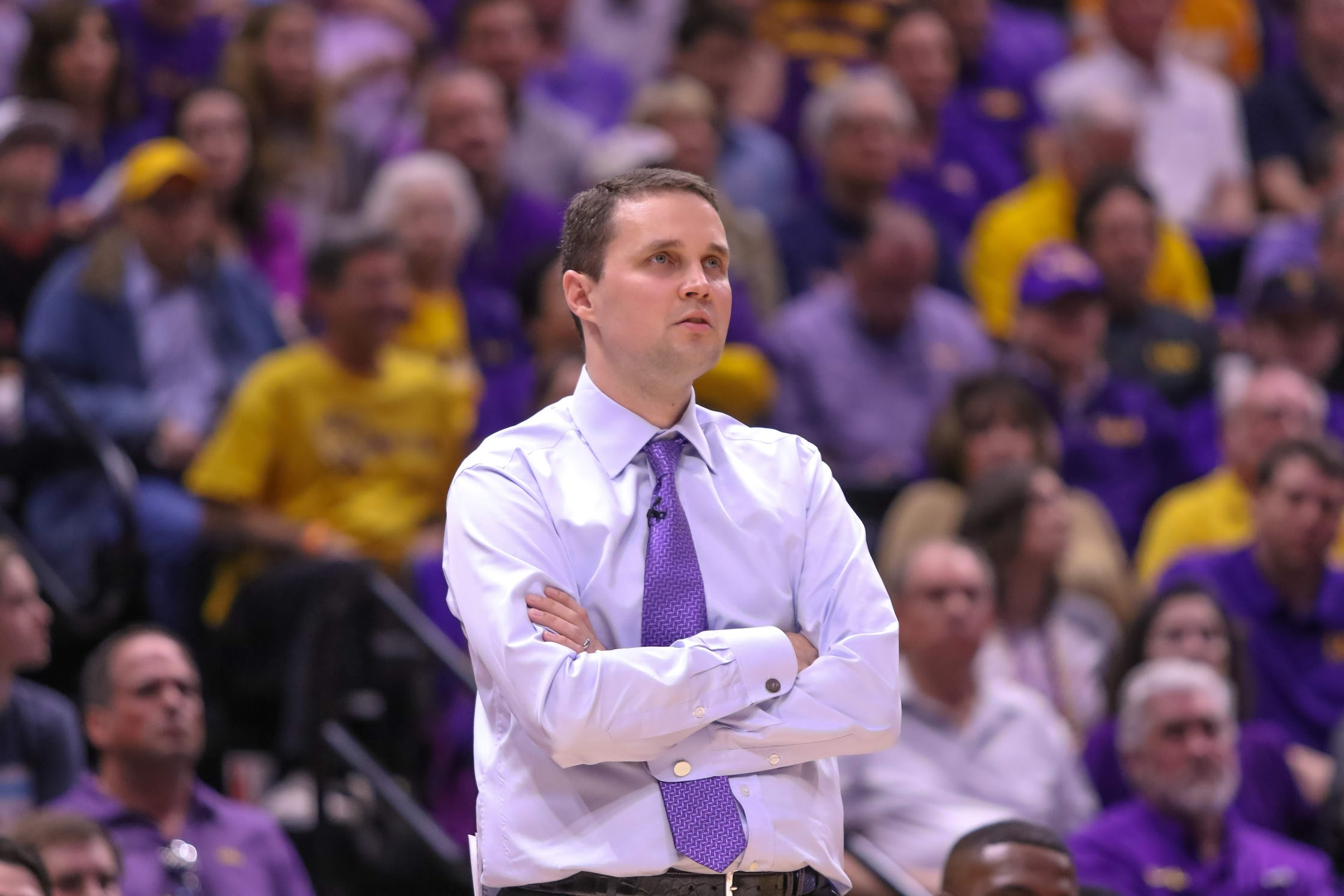 Will Wade not listed as Coach of the Year candidate