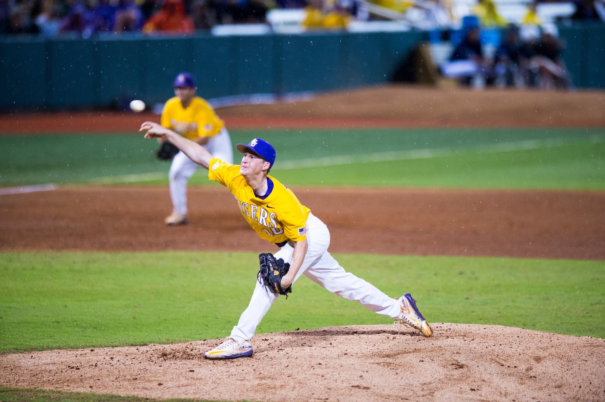 Paul Mainieri makes pitching rotation changes