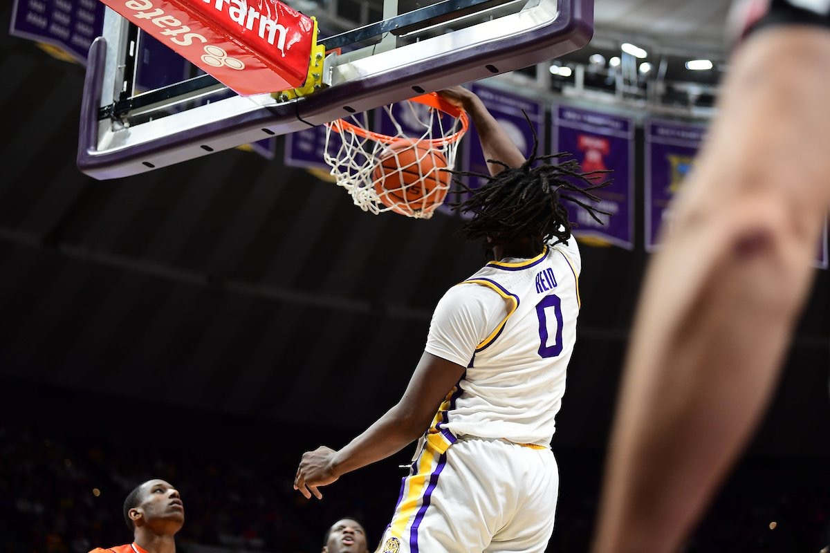 Mays and Waters leads LSU over Auburn, 83-78