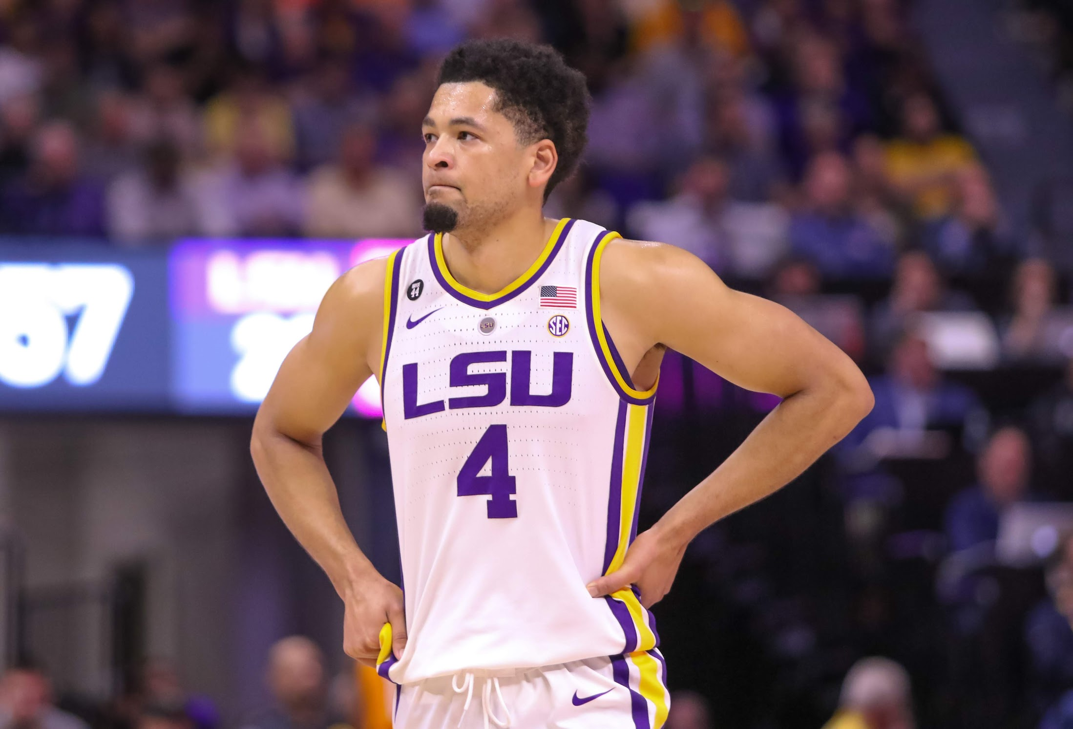 Pregame Thread: LSU seeking revenge vs. Gators