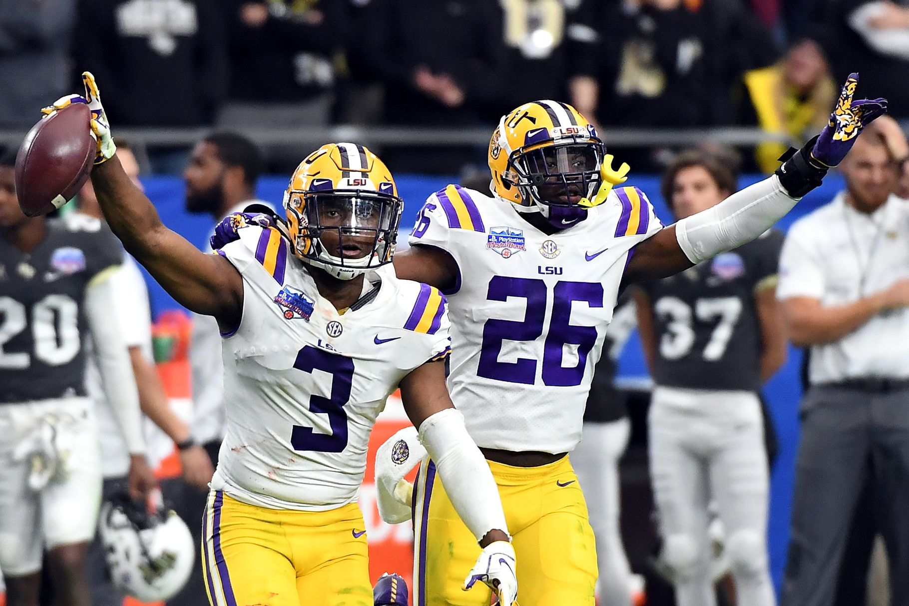 LSU announces key dates for home football games