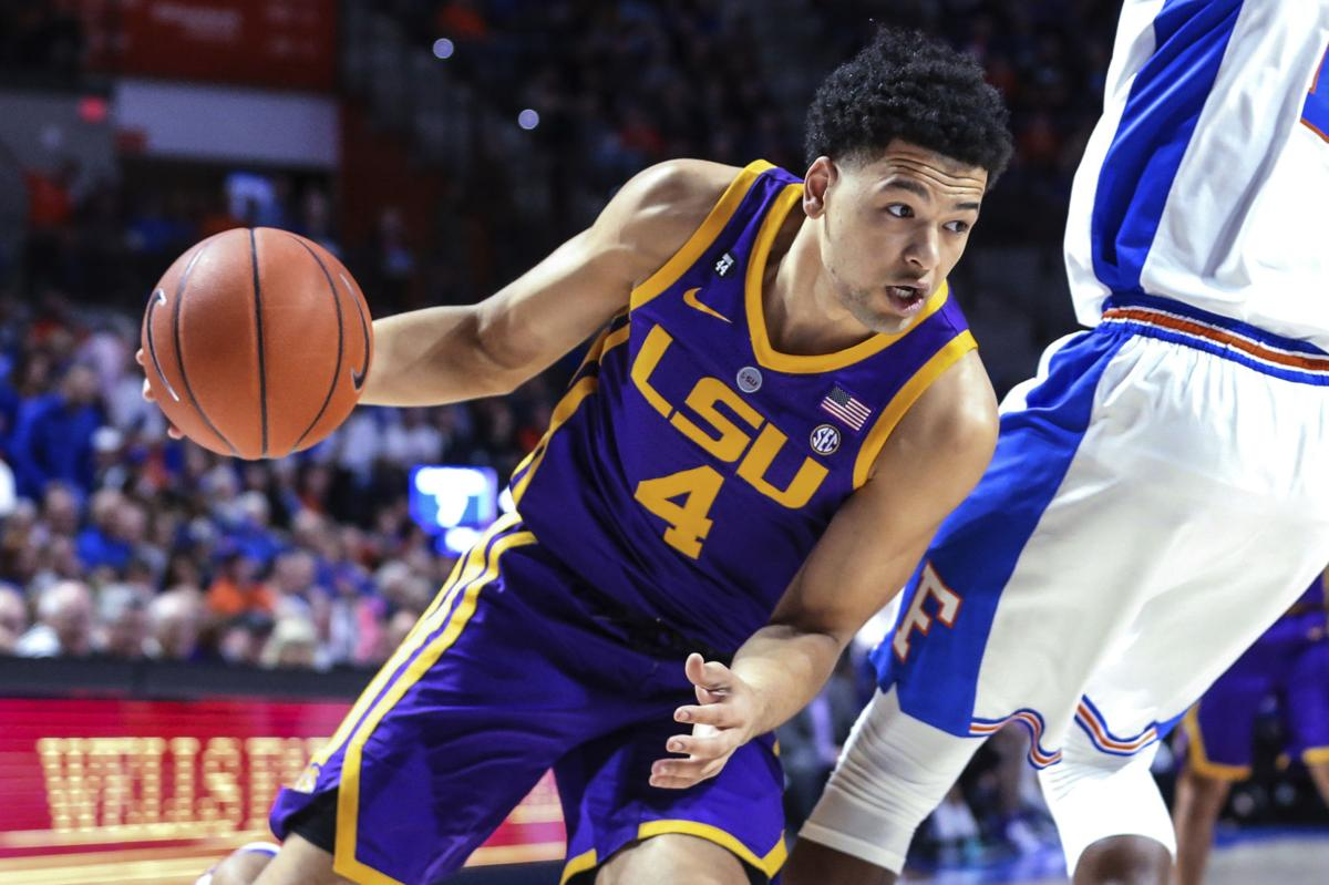 LSU squeaks by Florida 79-78 in overtime