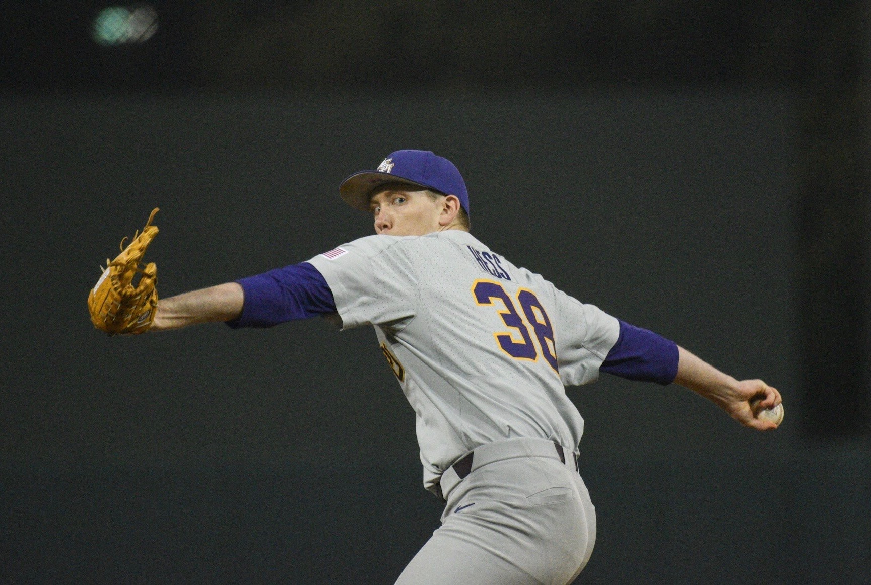 Baseball drops first game of the series to Texas