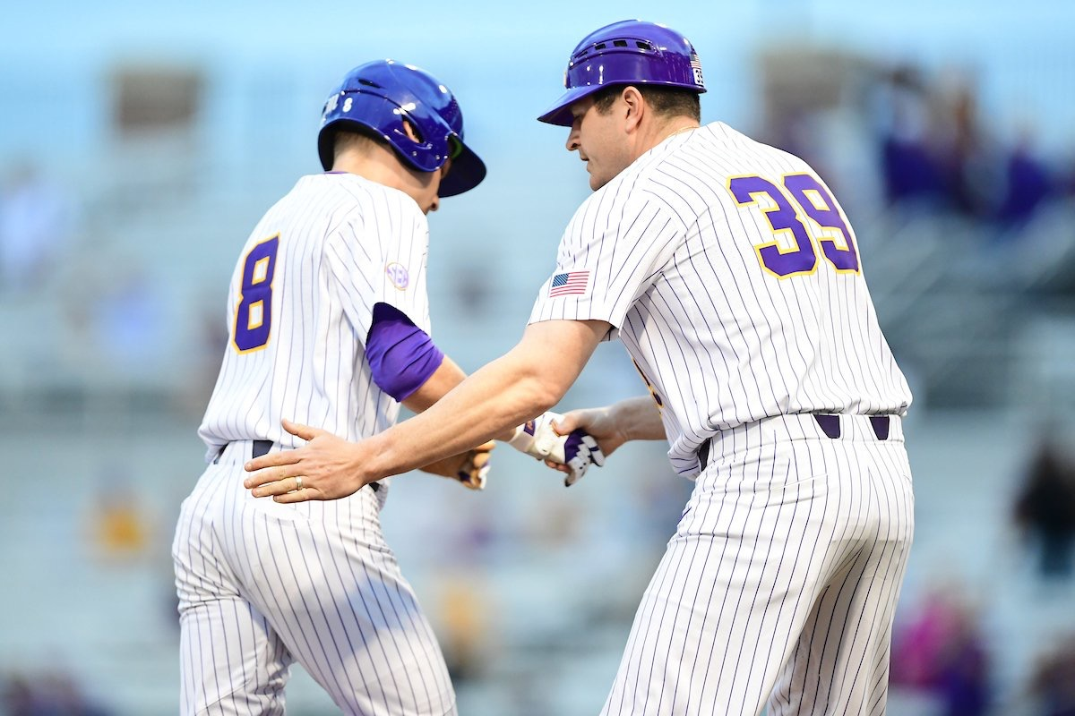 LSU beats Texas Southern to improve to 12-5