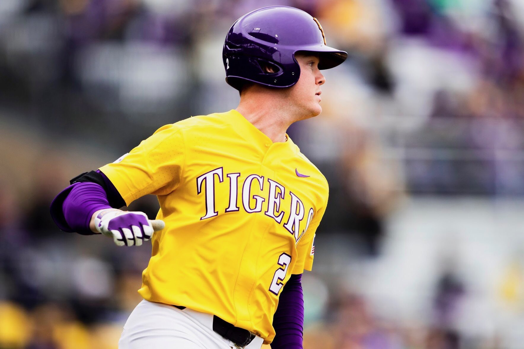 LSU beats Nicholls on walk-off double from Cabrera