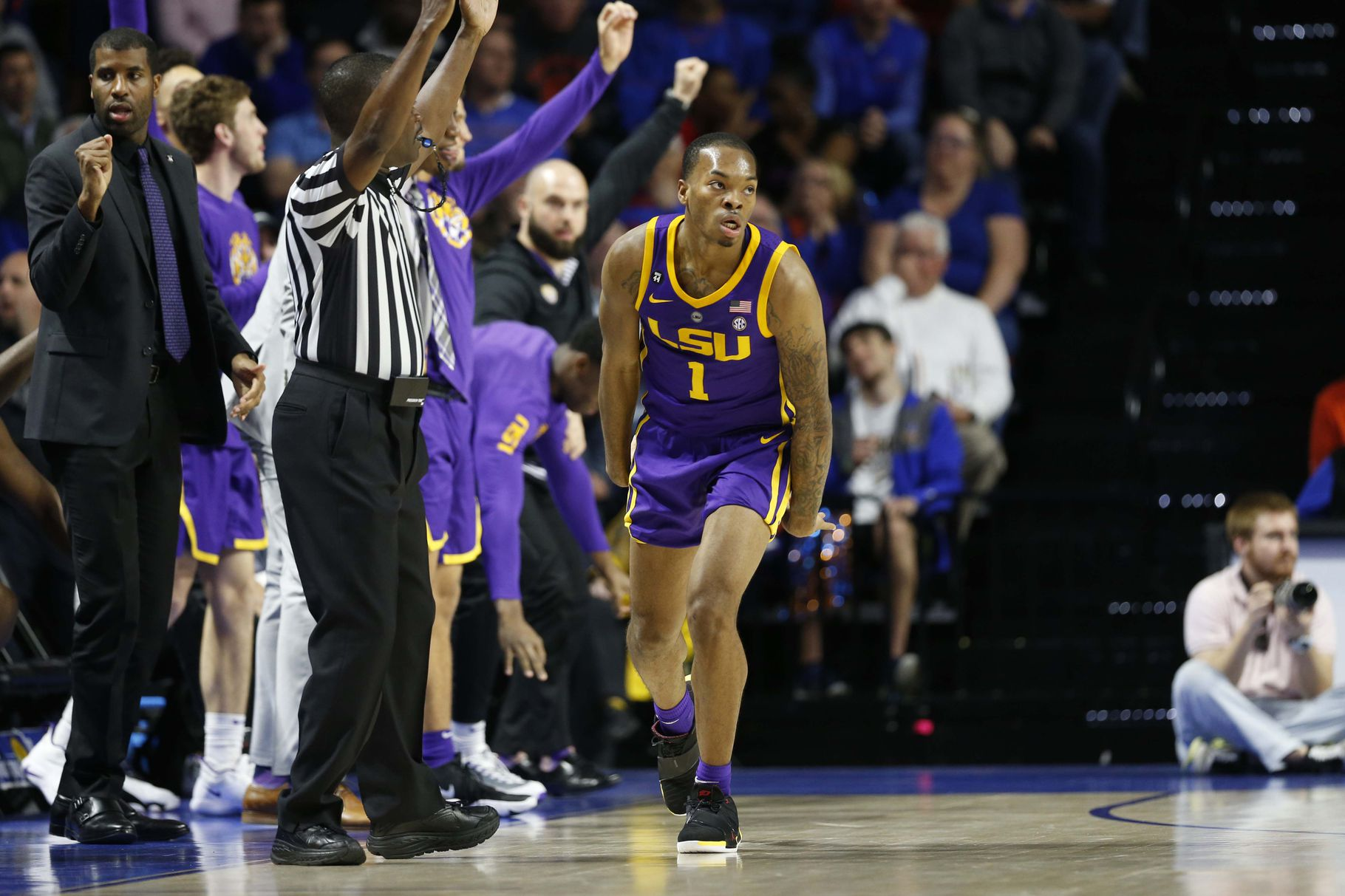 LSU bracing for up-tempo, experienced Yale team