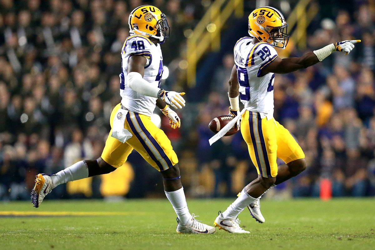 Greedy Williams selected No. 46 overall to Browns