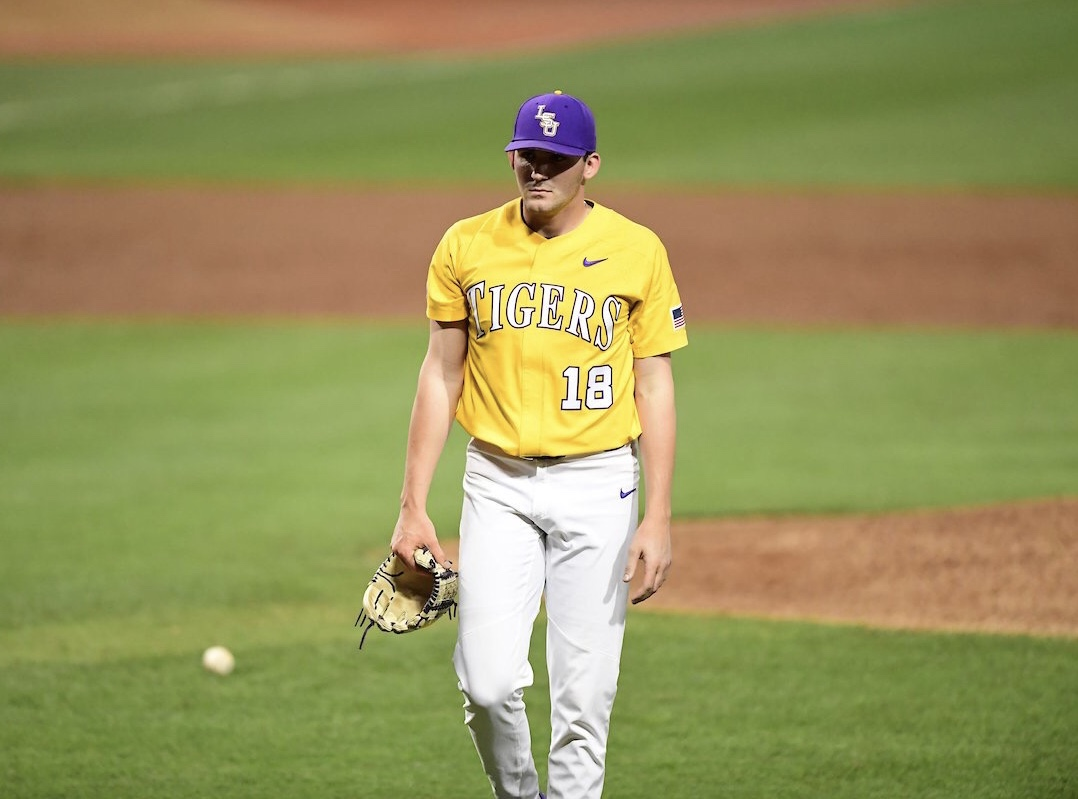 Cole Henry leads LSU over No. 11 Texas A&M