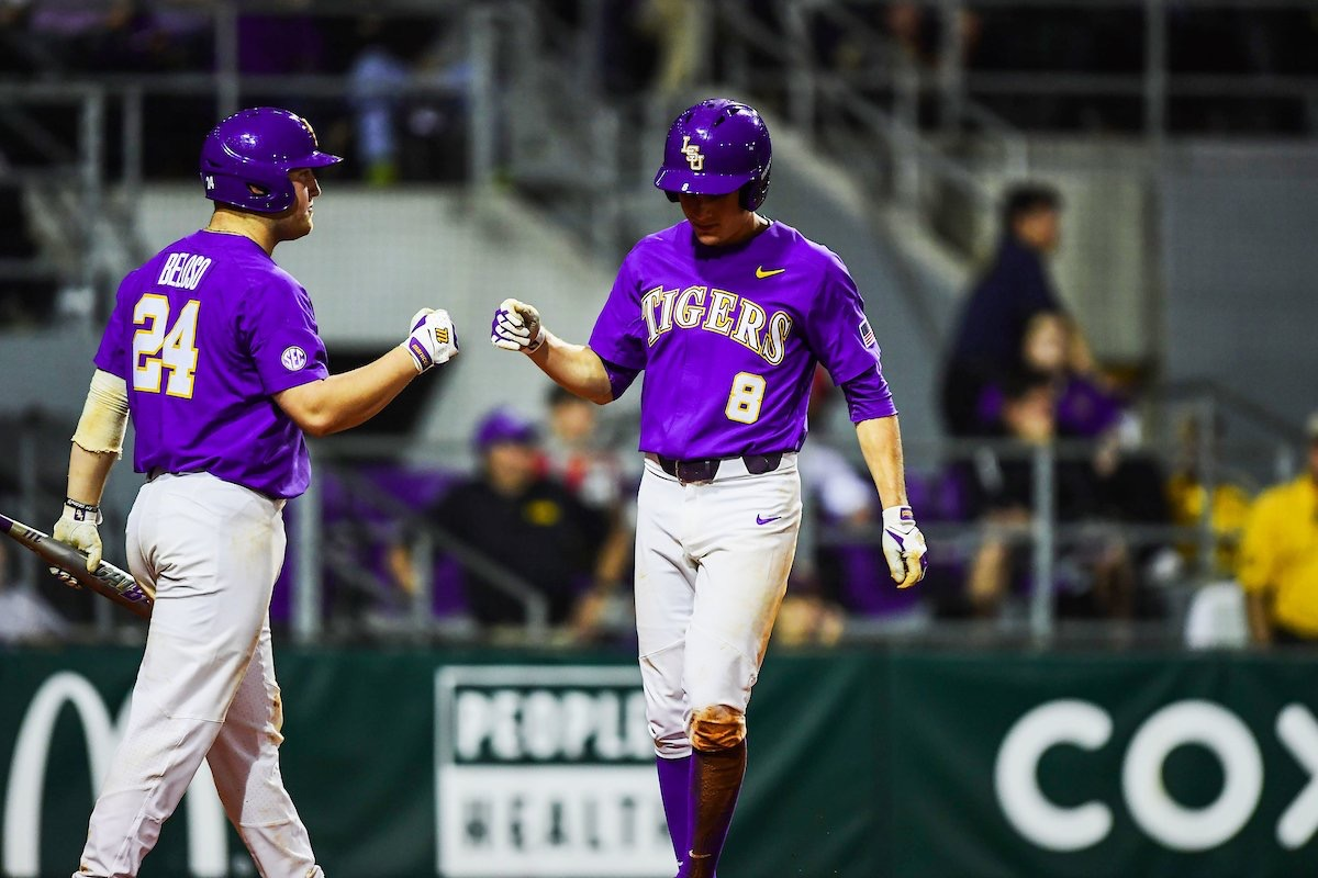 LSU falls to Mississippi State in longest SEC Tournament game ever