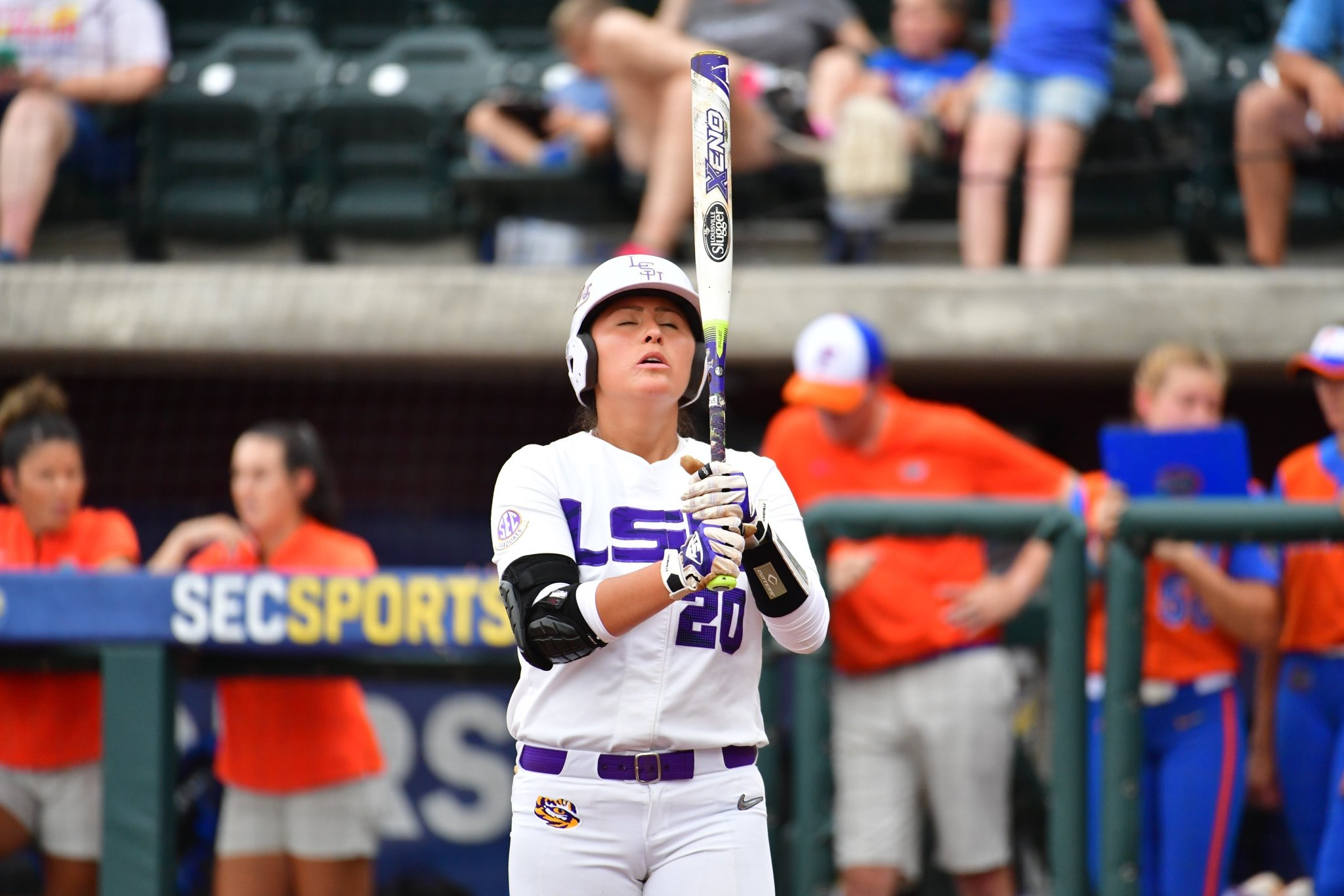 Softball falls to Florida in SEC Tournament Quarterfinals