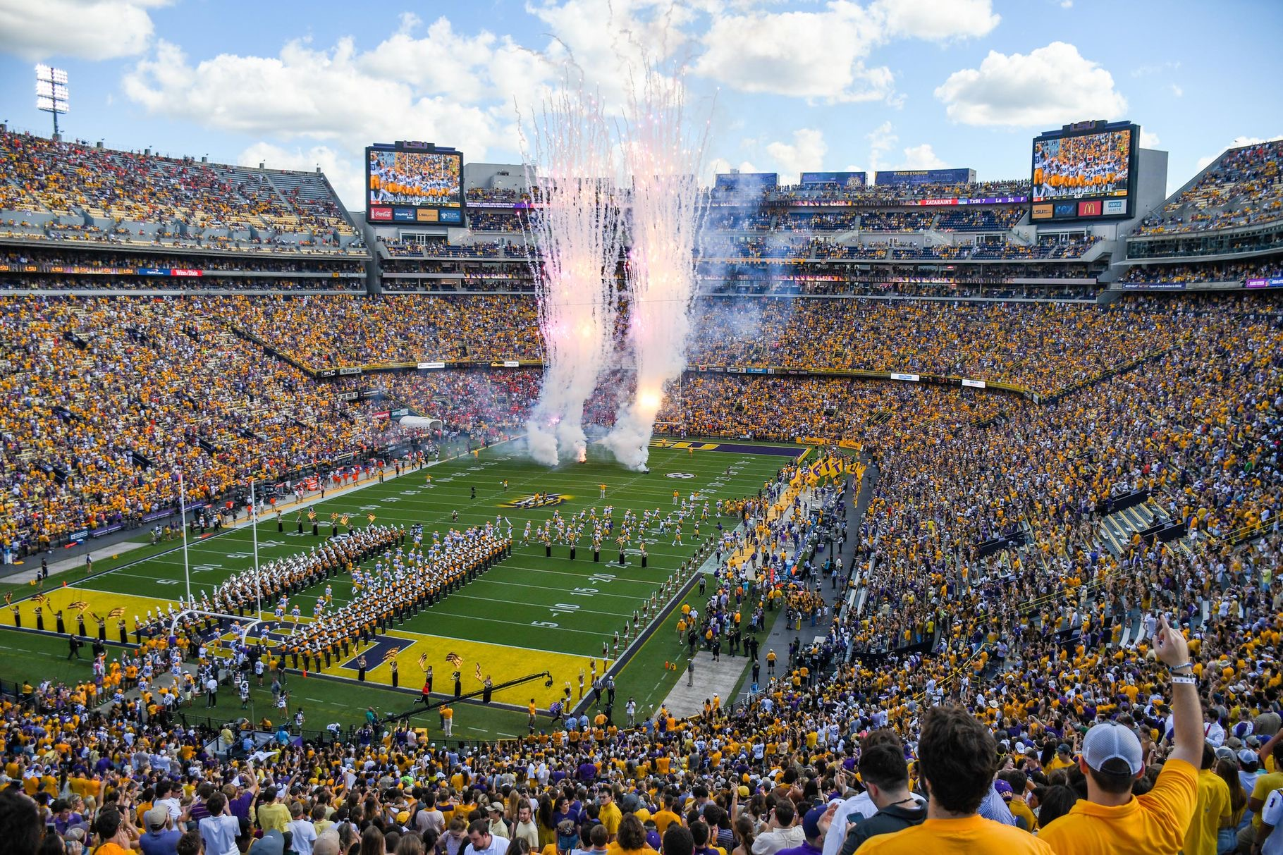 SEC lifts ban on stadium-wide alcohol sales