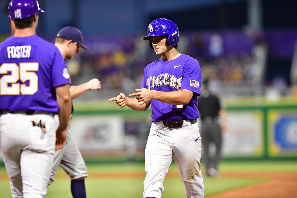 Baseball captures crucial series vs. Auburn