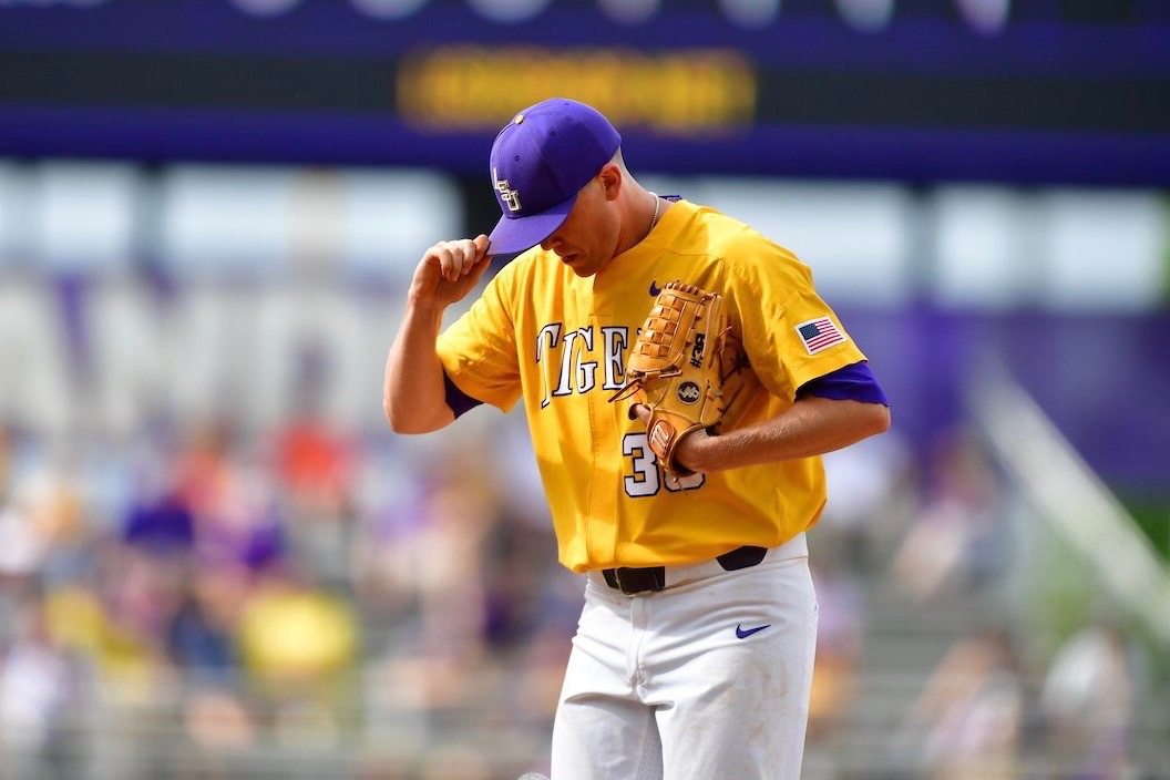 Hess' blown save costs LSU sweep opportunity