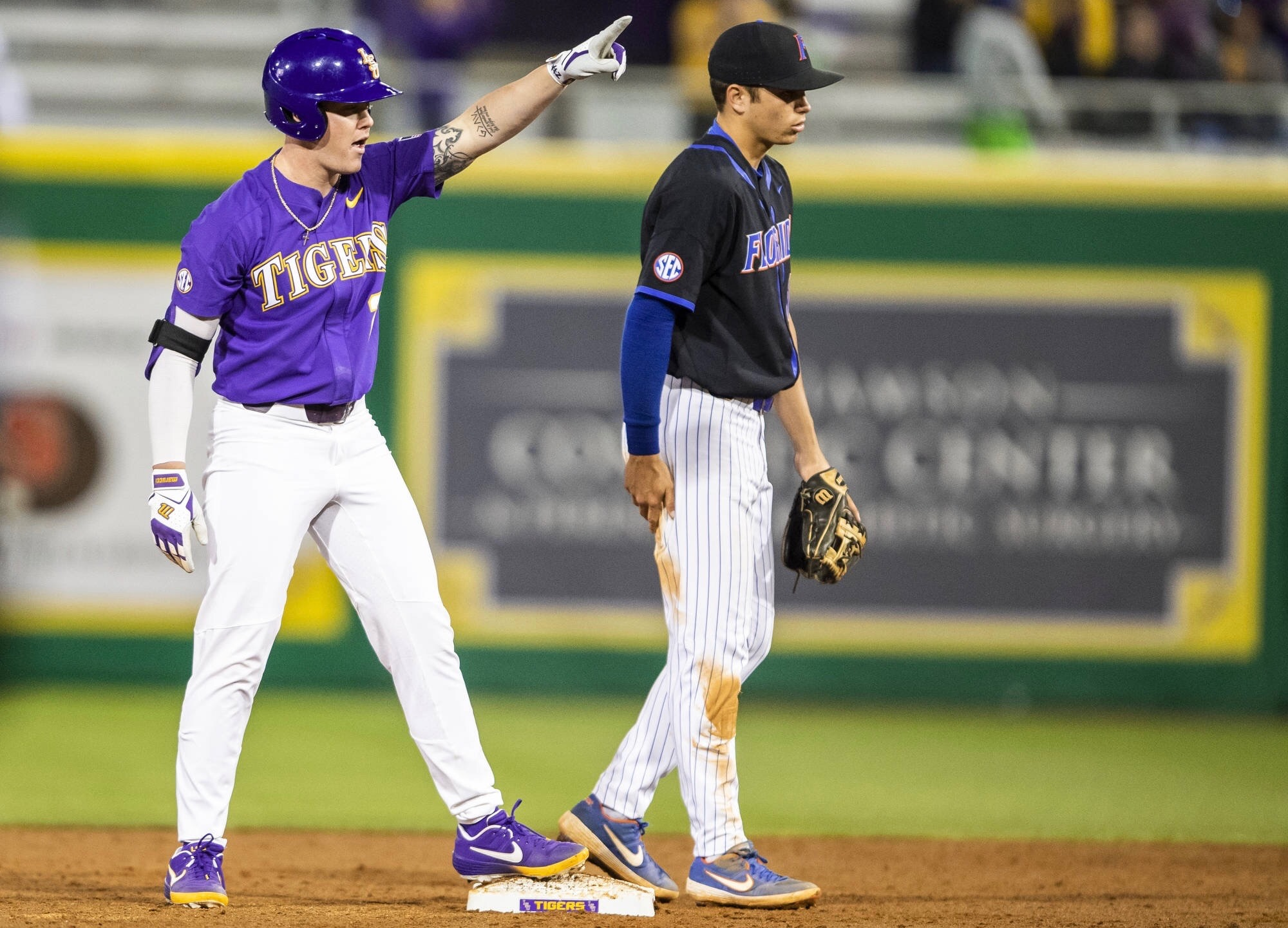 Previewing LSU-Ole Miss at The Box this weekend