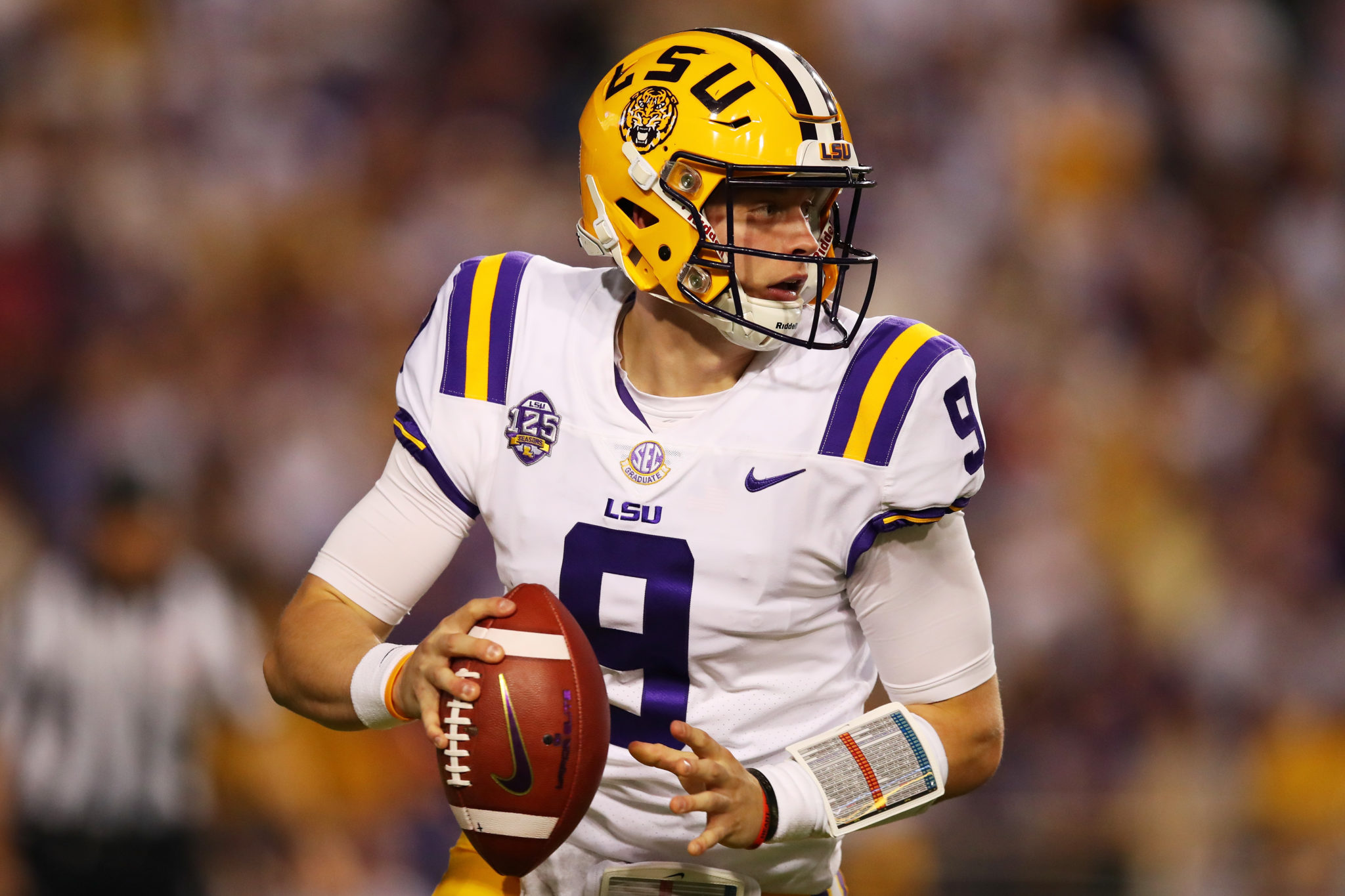 Joe Burrow to be at Manning Passing Academy