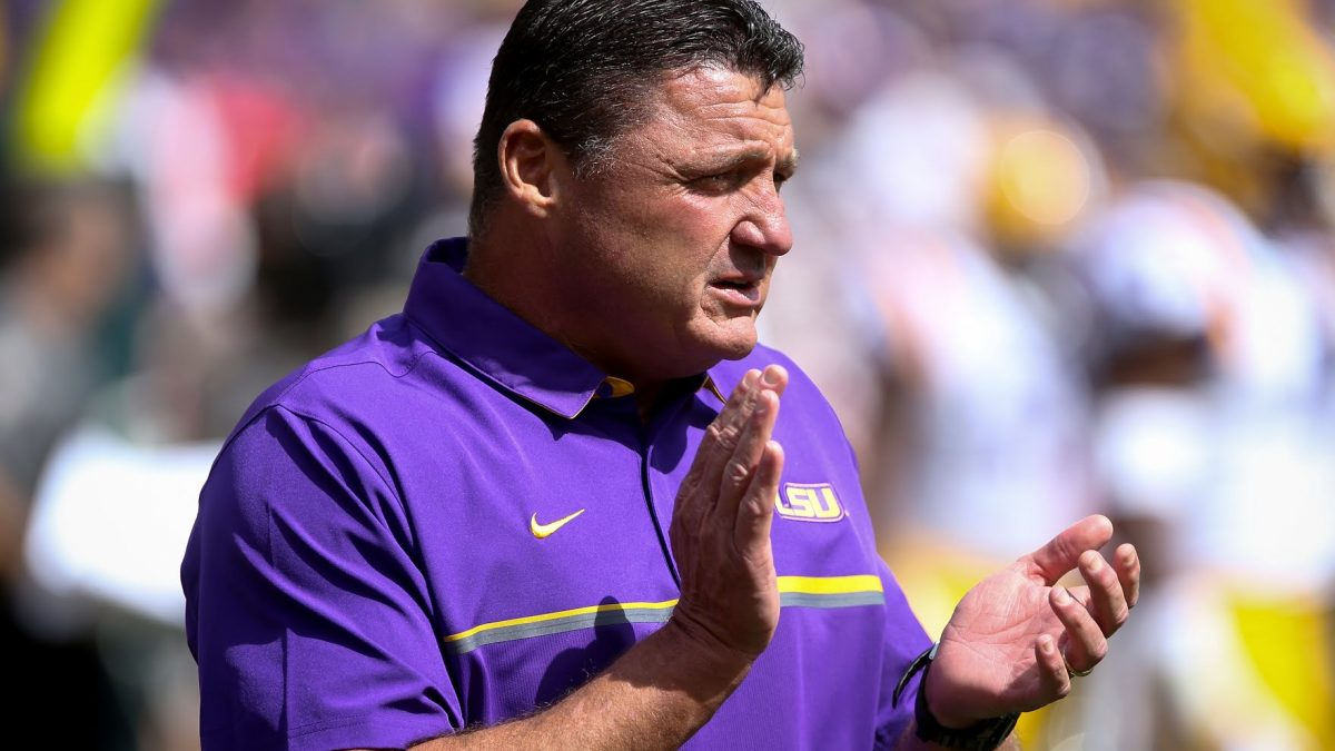 LSU gains commitment from 4-star DT Jalen Lee