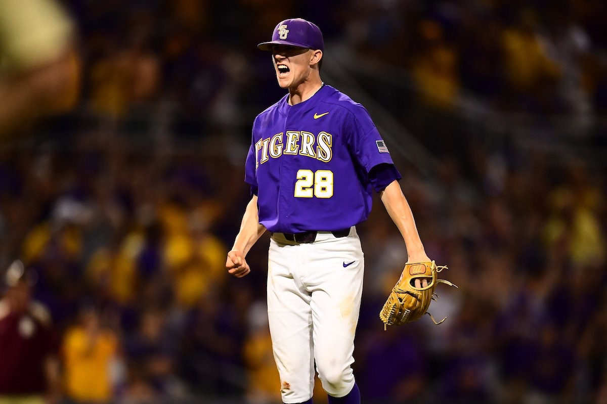 LSU's rollercoaster season ends with heartbreak