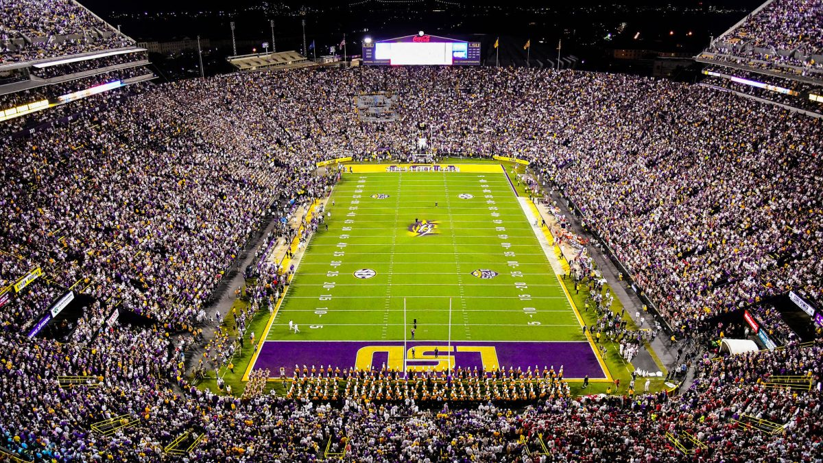 LSU to sell alcohol in Tiger Stadium this fall