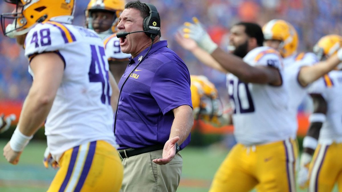 LSU hires veteran NFL DL coach Bill Johnson