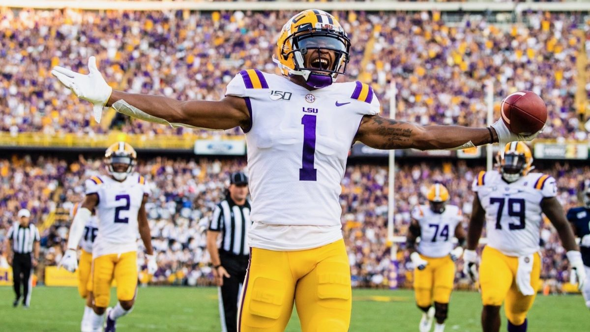 LSU's new-look offense shines in season-opener
