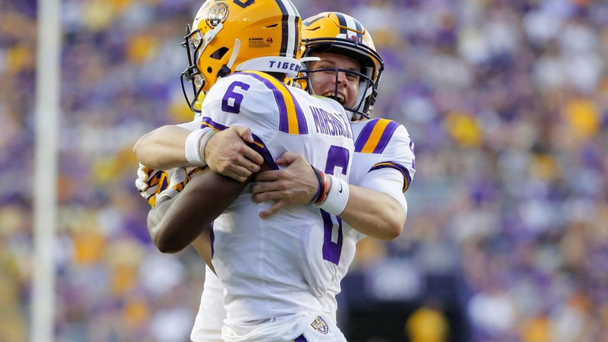 LSU looking for statement win in top-10 matchup