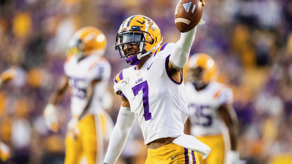 LSU's defense is experiencing some uncharacteristic growing pains