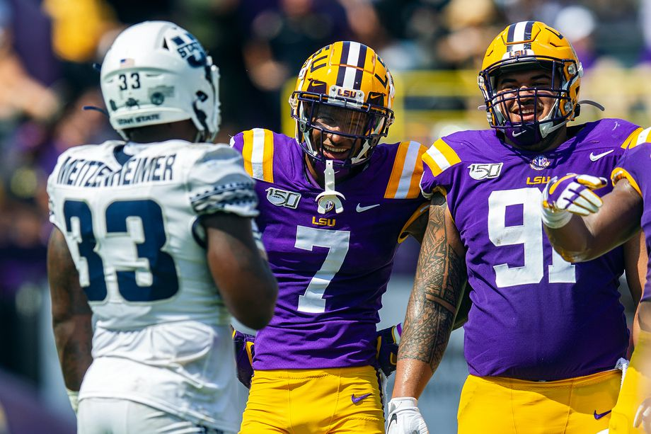 Notes from Ed Orgeron's Thursday press conference