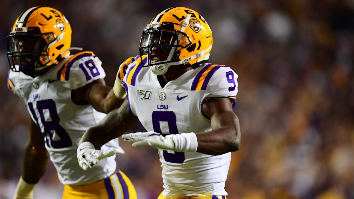LSU jumps to No. 2 in latest AP Poll after another statement win