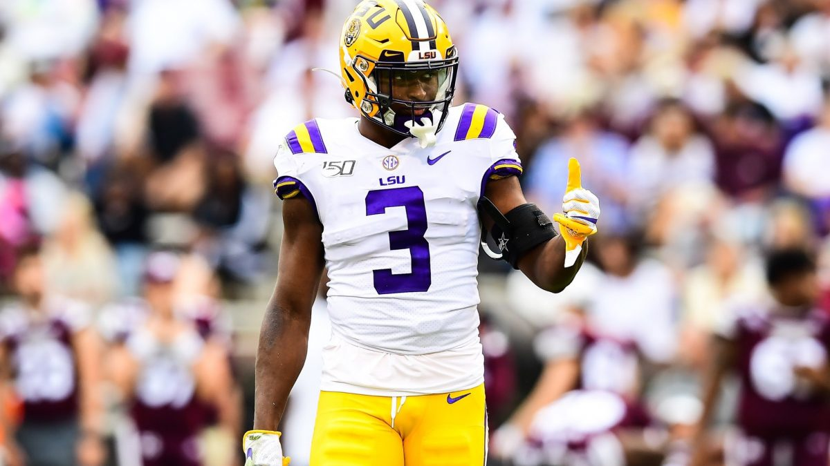 LSU starts slow, finishes fast in 36-13 win over Mississippi State