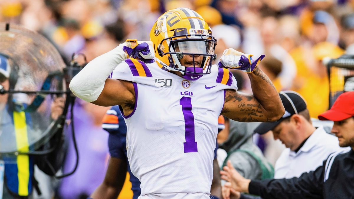 LSU jumps to No. 1 in latest AP Poll