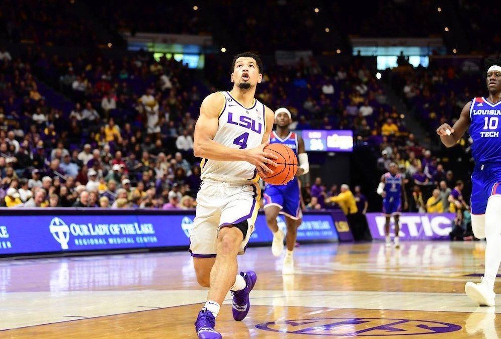 LSU travels to Ruston to face Louisiana Tech in exhibition game