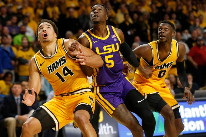 Turnovers plague LSU's late comeback in loss to VCU