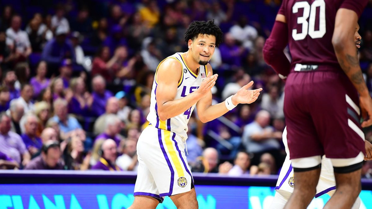 LSU holds off Missouri State for fourth-straight home win