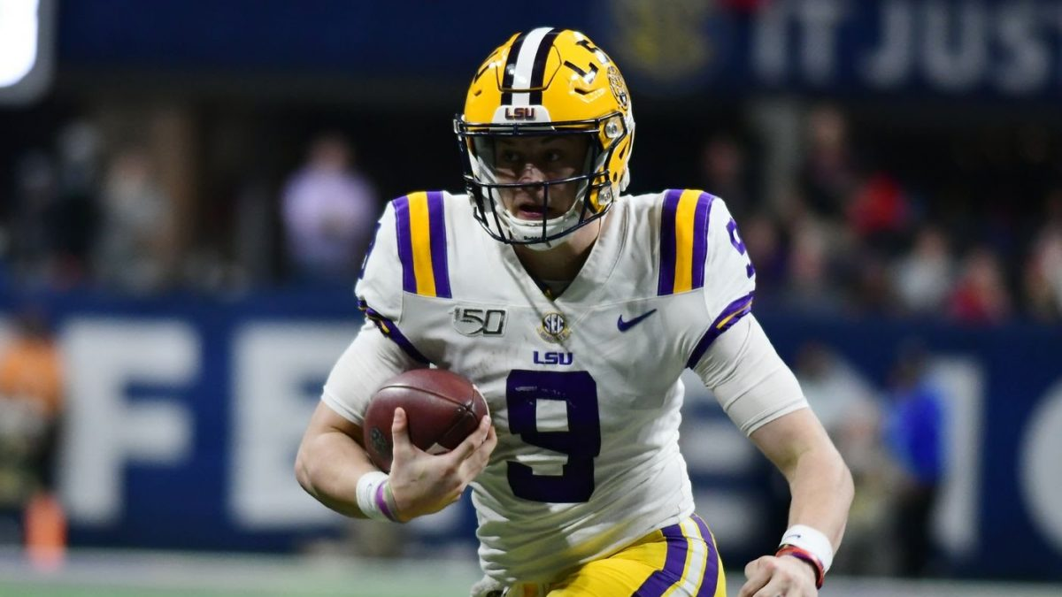 Four LSU Tigers named to AP All-America team