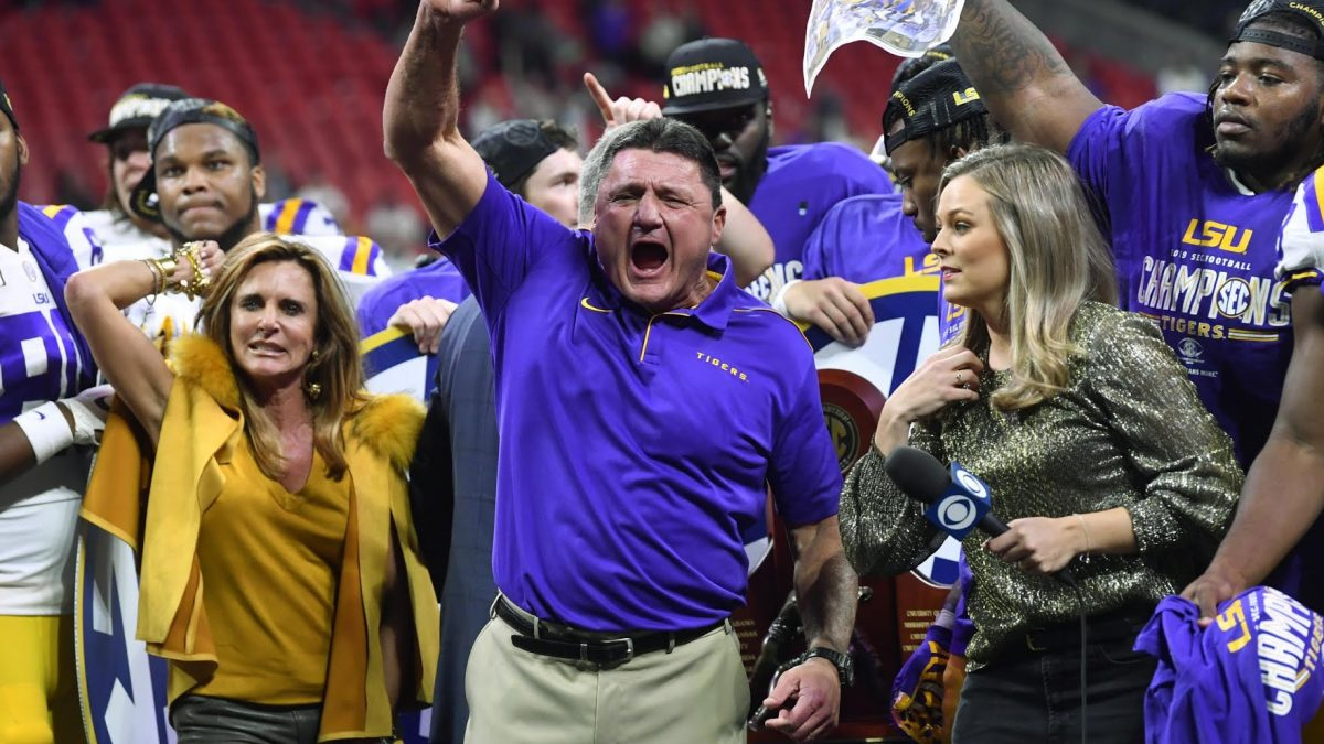 LSU Football Early Signing Day – 2019 Tracker