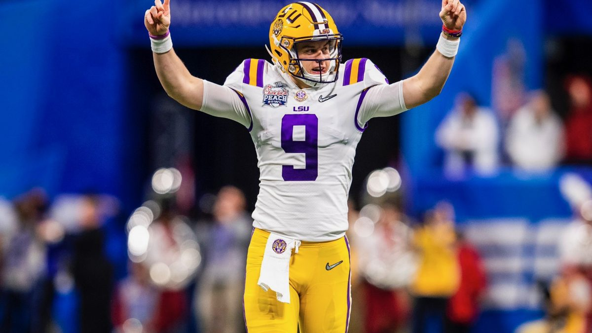 A record-setting day for LSU football against Oklahoma