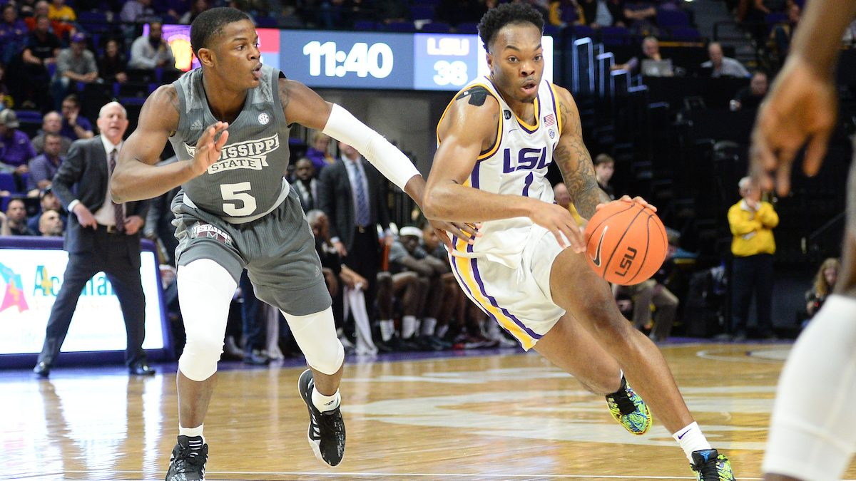 LSU escapes Ole Miss to remain unbeaten in conference play