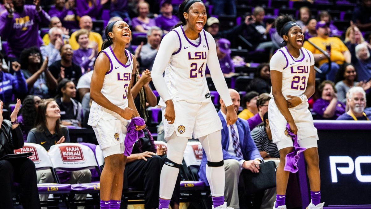 LSU women's basketball knocks off No. 10 Texas A&M in College Station