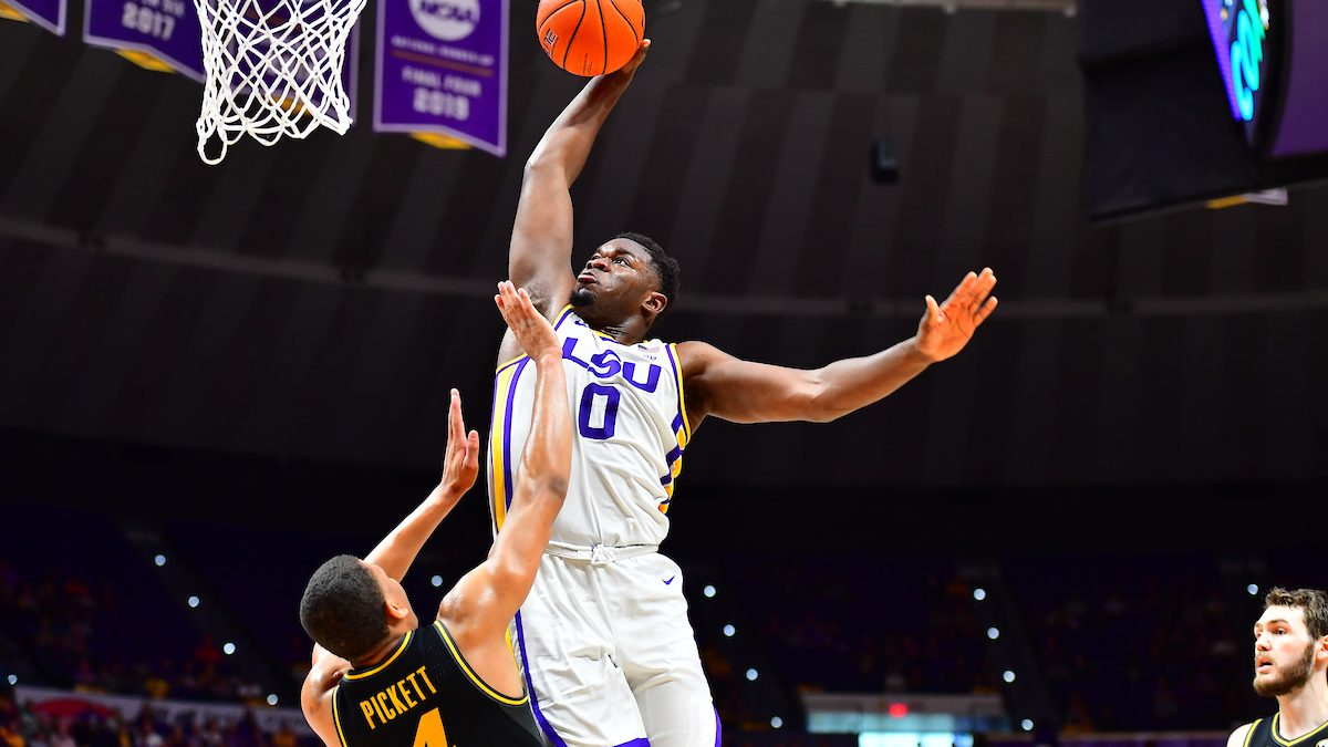 Mays, Days lead LSU past Missouri to remain atop SEC standings