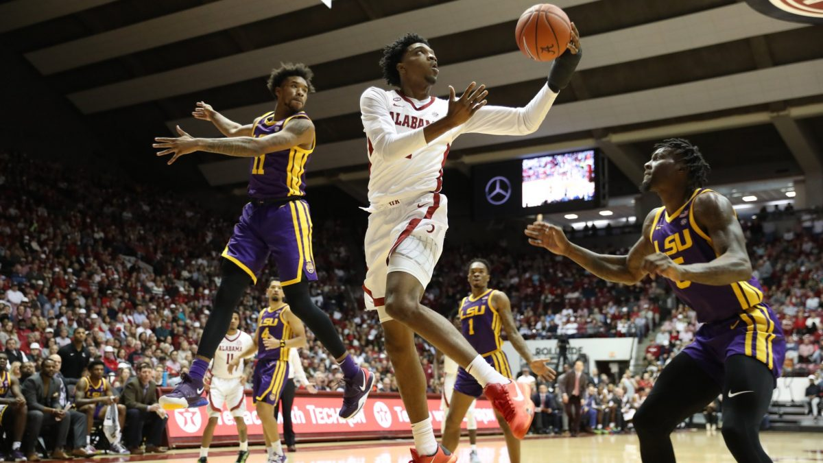 LSU's late comeback not enough in 88-82 loss at Alabama