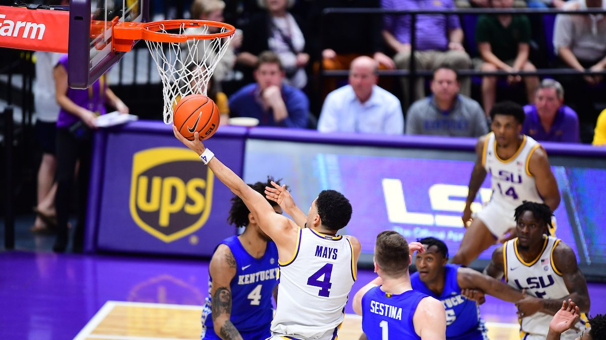 Same mistakes plague LSU in loss to No. 10 Kentucky