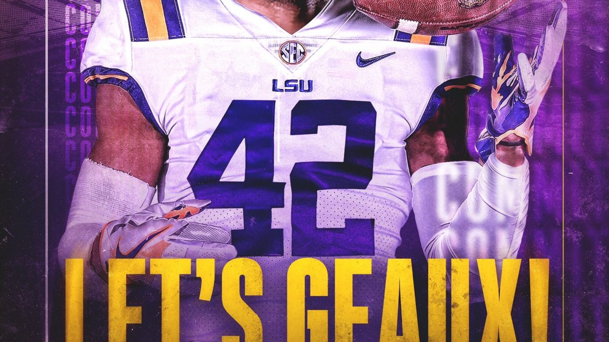 All-American grad-transfer linebacker Jabril Cox commits to LSU