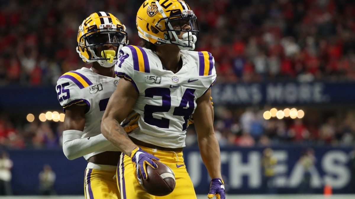 Ja'Marr Chase, Derek Stingley Jr. named to Walter Camp Preseason All-America First Team