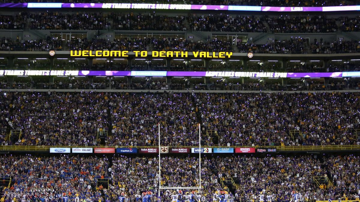 LSU adds Southern and Grambling to 2022, 2023 schedule