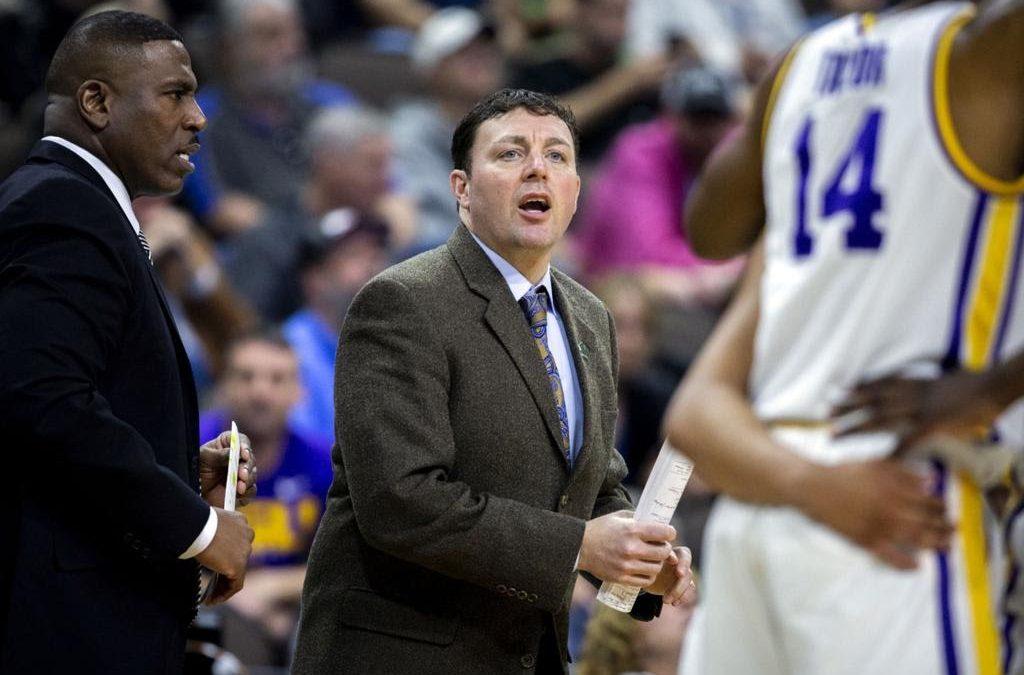 Assistant coach Greg Heiar announces departure from LSU basketball staff