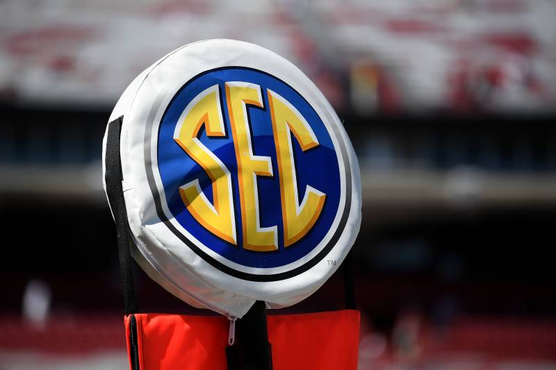 SEC announces 10-game, conference-only schedule for college football season